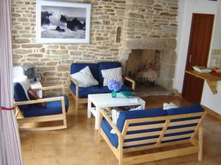 Ty Ben Cottage Cruguel Josselin Lounge